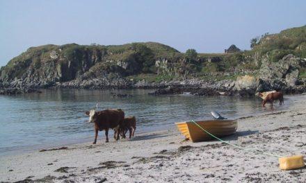 Uisken Beach, Isle of Mull