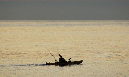 AS Watersports kayak fishing Demo Day March 22