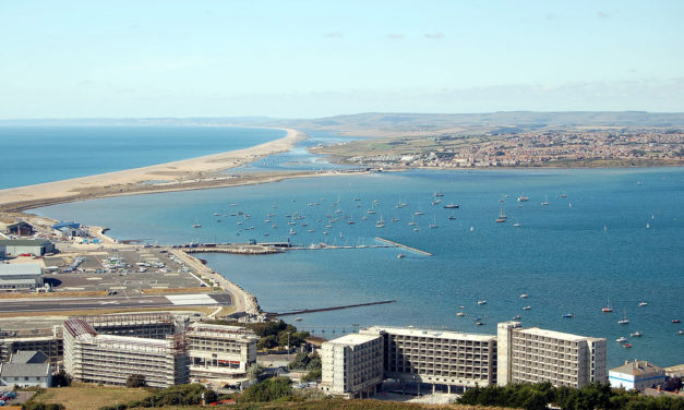 Portland Harbour, Weymouth and Overcombe