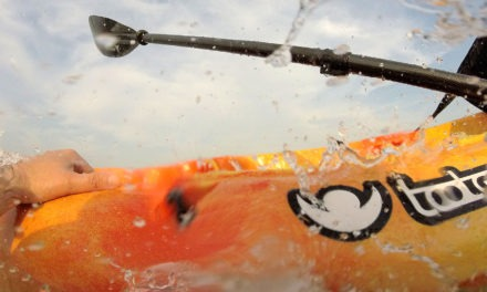 Sit on top kayak safety tips