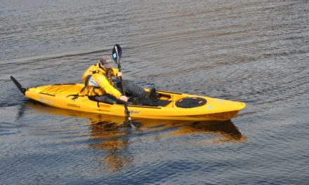 Top five essential paddle strokes for sit on top kayakers