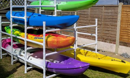 Sit on top Kayak Storage