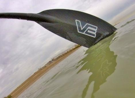 VE Aircore Carbon Touring Paddle