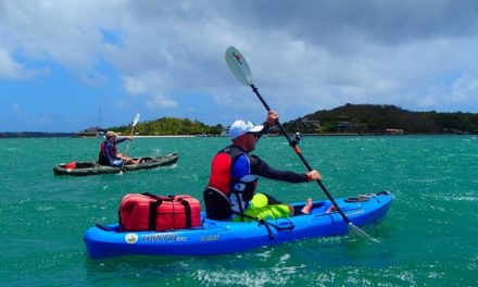 Right gear, right idea – essentials checklist for touring sit on top paddlers