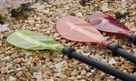 Kayak paddle length – choosing the correct size
