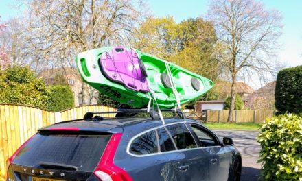 Transporting your sit on top kayak