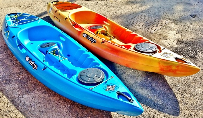 Food for thought – choosing the correct kayak