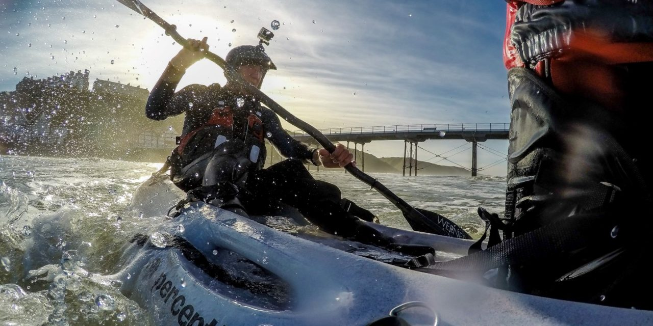 Sit on kayak action cam mounts and shots – the ultimate guide