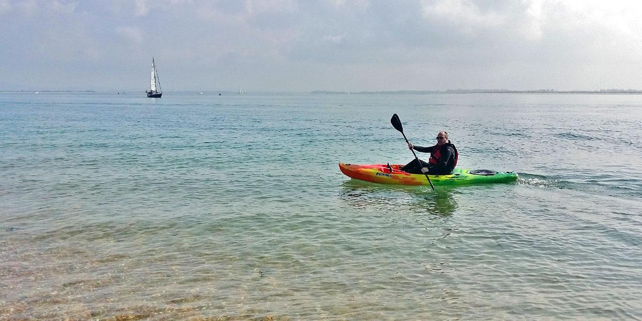 Pyranha Fusion SOT kayak
