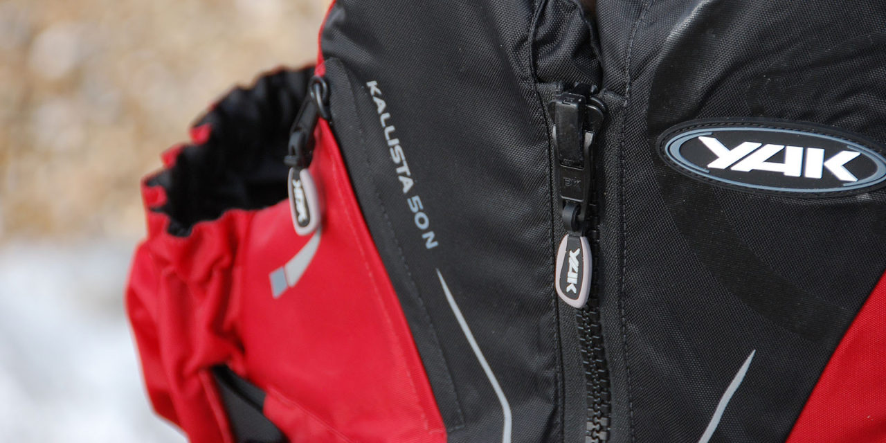 Buoyancy Aids and PFDs – a buyer's guide
