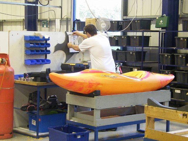 Palm Equipment factory tour