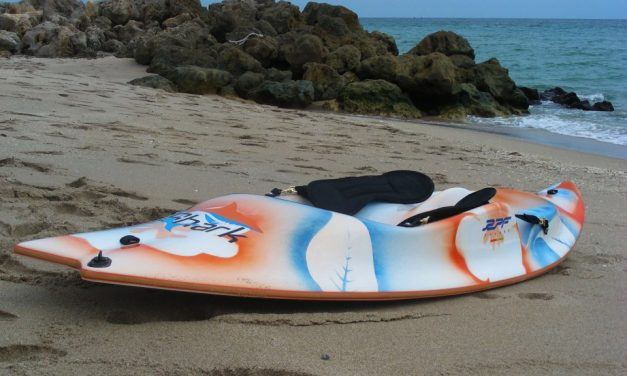 RPF Kayaks Shark