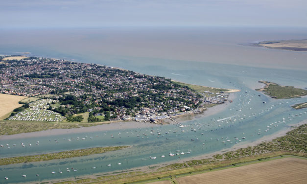 West Mersea, Essex