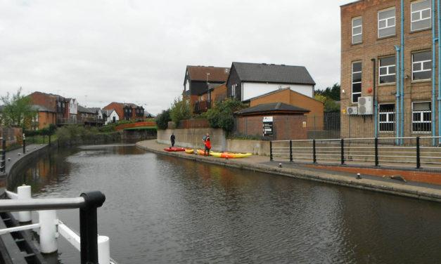 Nottingham Trent loop