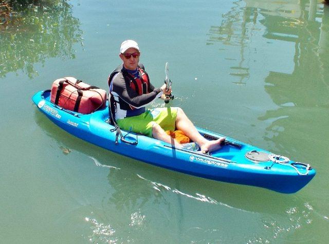 Kayak touring essentials