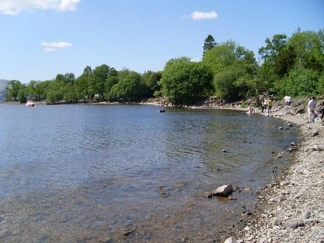 Milarrochy Bay, Loch Lomond