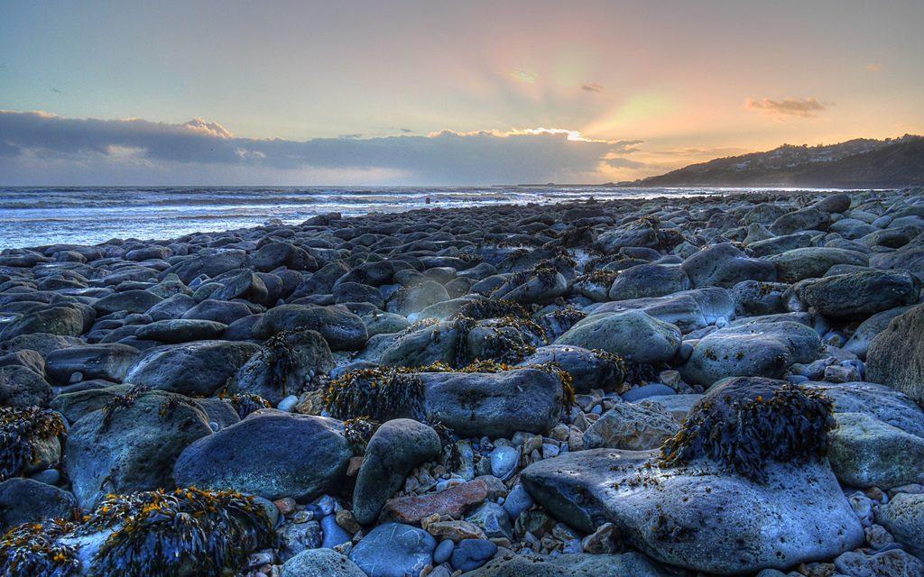 Charmouth Beach, Dorset