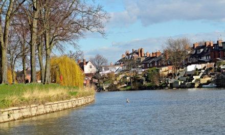 River Severn – Shrewsbury to Ironbridge