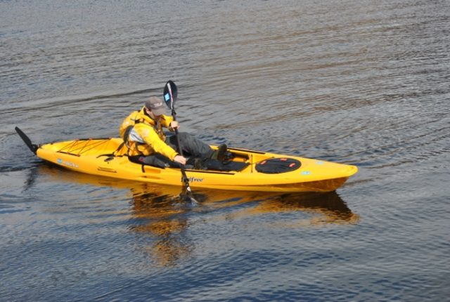 paddle strokes for sit on top kayakers