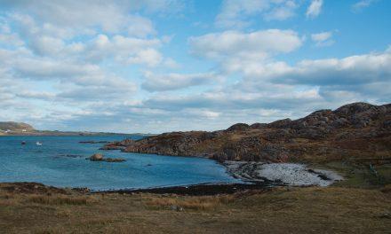 Fidden nr Fionnphort, Isle of Mull