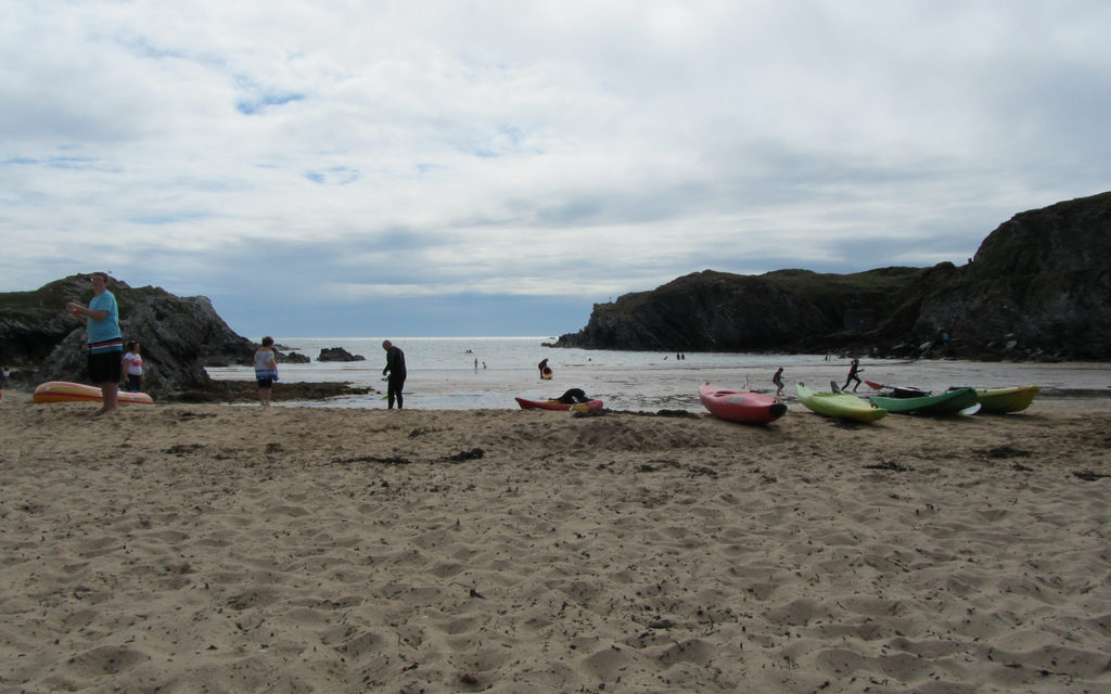 Porth Dafarch, Anglesey