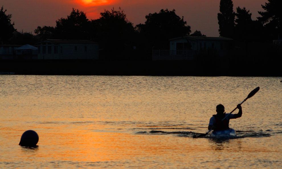 Tallington Lakes Leisure Park, Lincolnshire