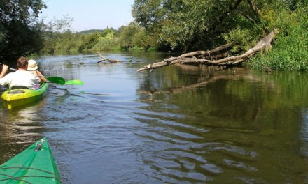 Inland waterway options – paddling lakes, rivers and canals