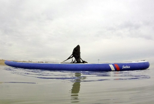 Fatstick Inflatable Hybrid SUP