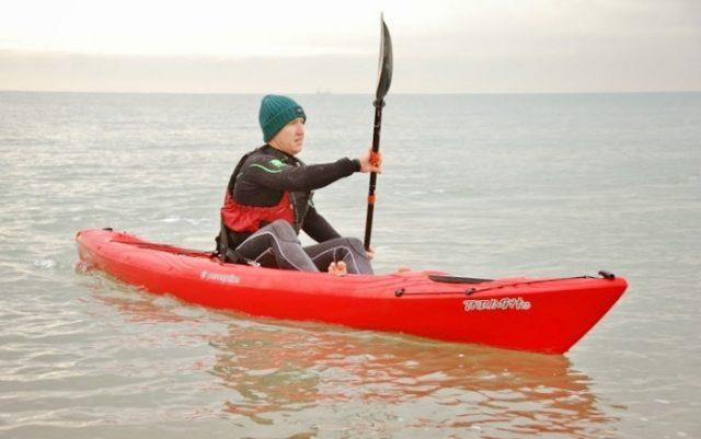 Aquabound Manta Ray Carbon Paddle