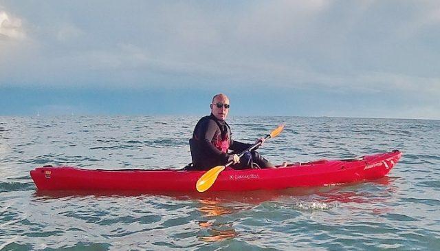 Pursuit Touring Paddle
