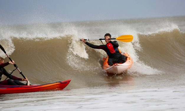 Sit on top surfing – the evolution of paddling in waves