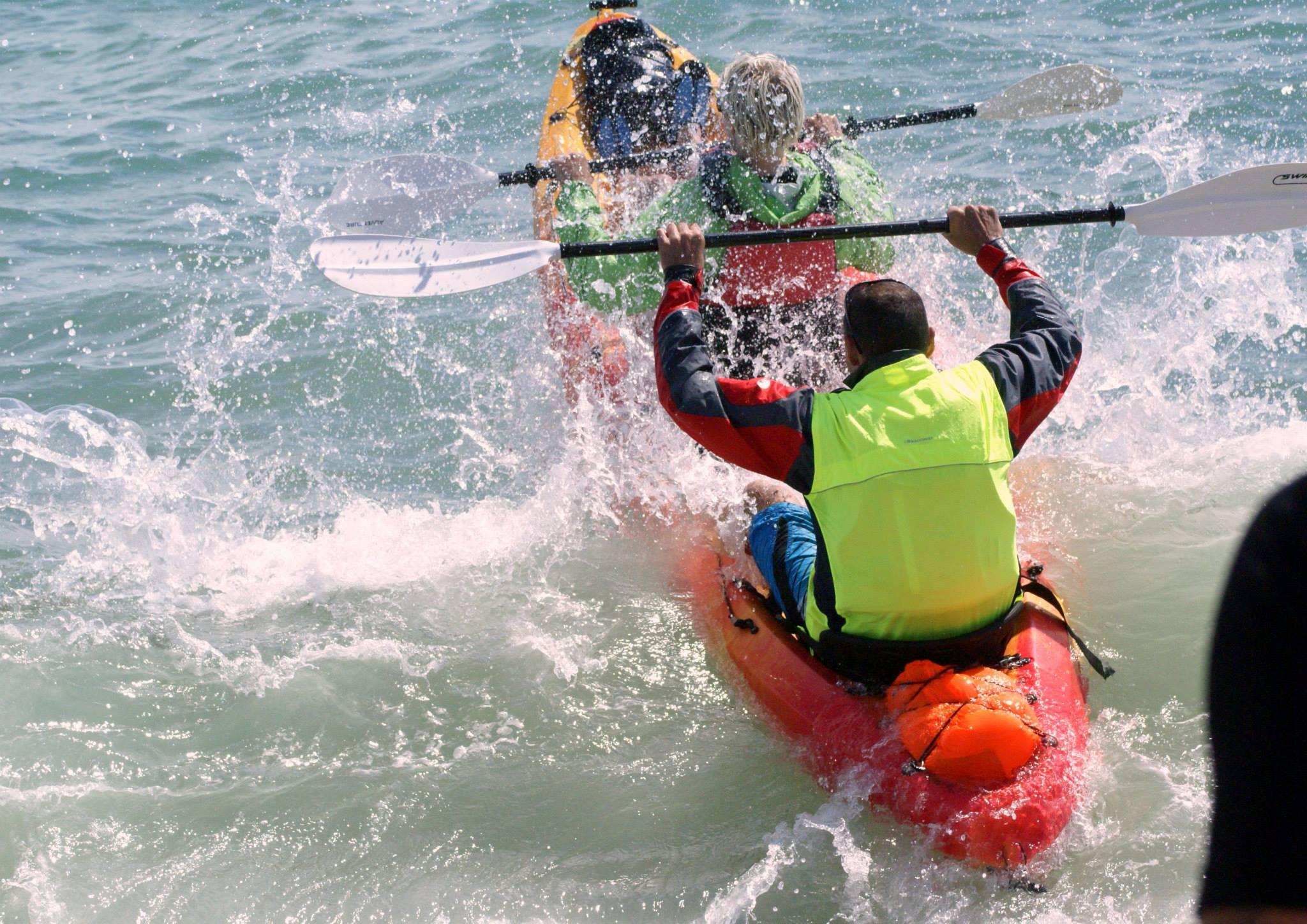 Round Island Kayak Event 2017