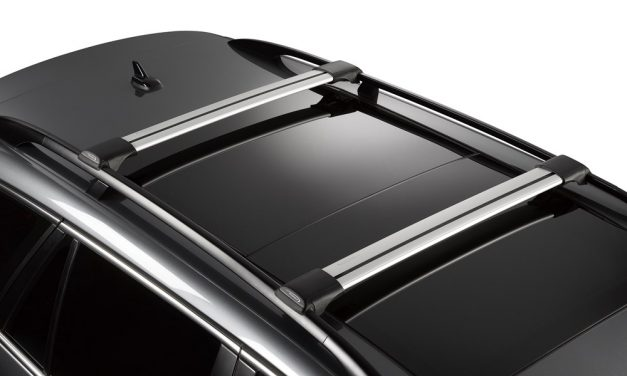Whispbar Aero-X Roof Bars