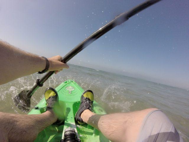 Cross Training with Kayaking