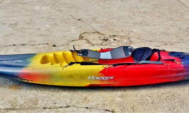 Dagger Kayaks Kaos Molten 10.2 review part 1