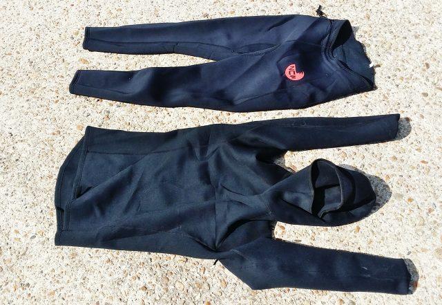 North Coast Wetsuits leggings