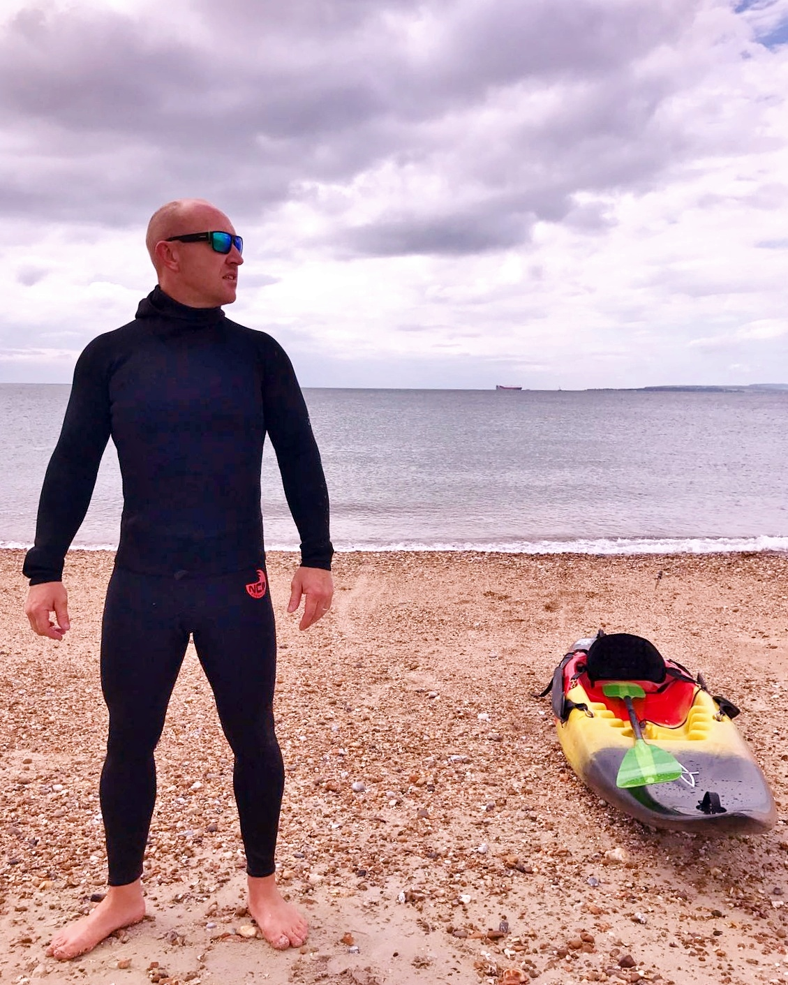 North Coast Wetsuits leggings and thermal rashvest review 2