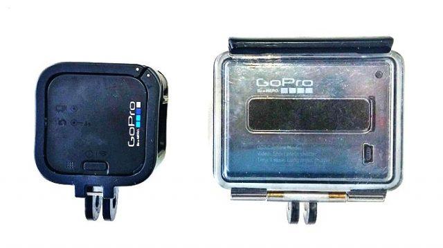 GoPro Session & hero mounts