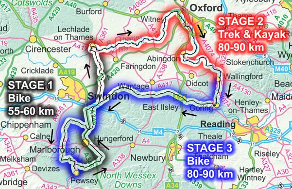 Thames Ridgeway Challenge