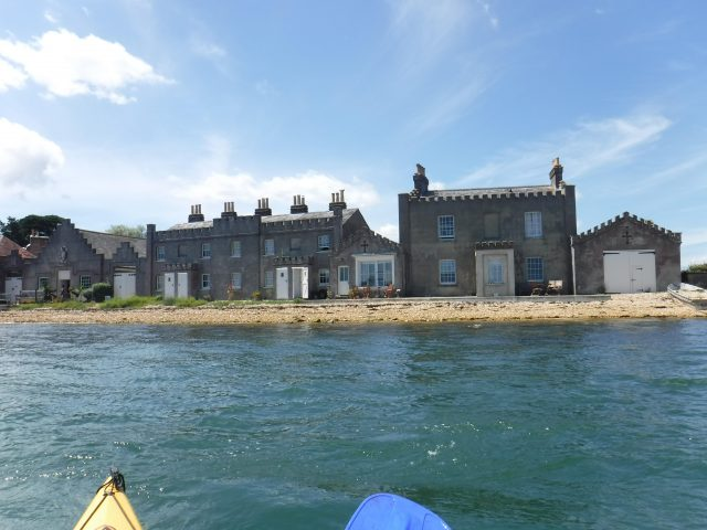Poole Harbour kayaking adventure trip