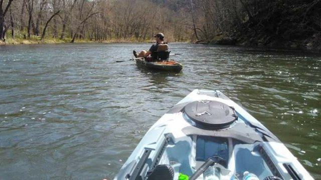 Shermans Creek Float