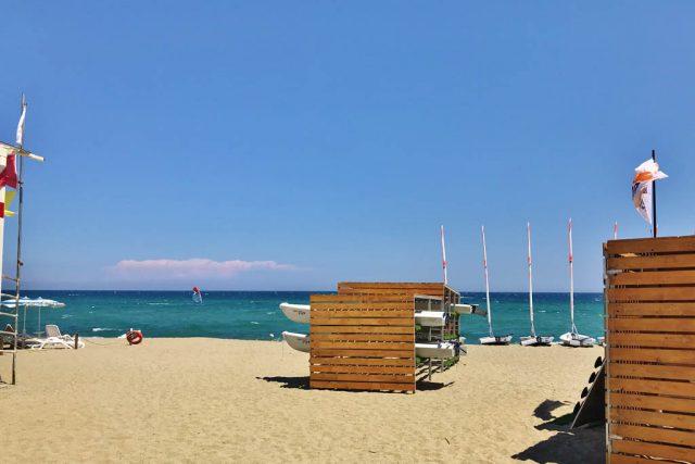 Airone Beachclub Beach