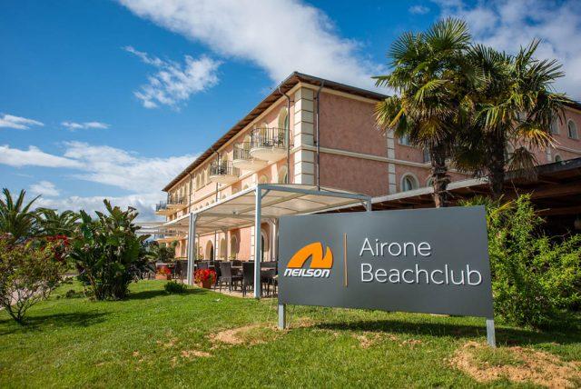 Airone Beachclub Hotel
