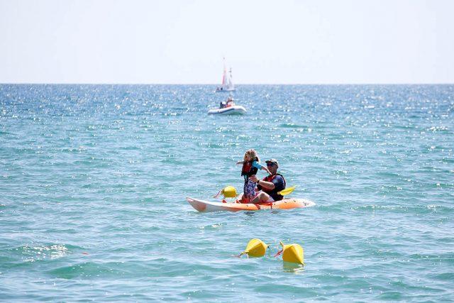 Airone Beachclub Kayak Wavesport