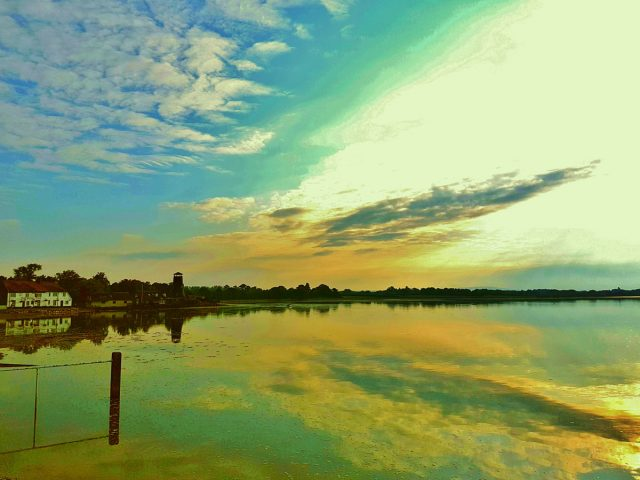 Dawn Kayaking
